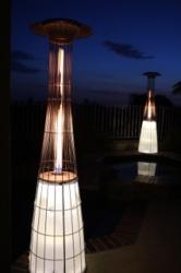 Ferrara Flame Introduces New Italkero Luxury Patio Heater Into the USA