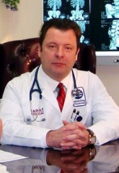 Alexandre Karatchounov, M.D., Ph.D. Recognized as a Top 100 Doctor by Strathmore's Who's Who Worldwide Publication