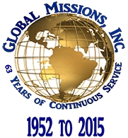 Global Missions Inc. Named Nonprofit Organization of the Year