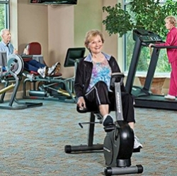 National Institute for Fitness and Sport Partners with Lenbrook Community to Provide Personalized Fitness Programming to Their Residents