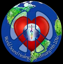 World Sound Healing Day of Cincinnati - February 14, 2016