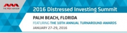 Madison Street Capital Senior Managing Director, Karl D'Cunha to Speak at 10th Annual Distressed Investing Summit