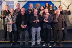 Battlefield Earth Audiobook Celebrity Launch Celebration in Hollywood