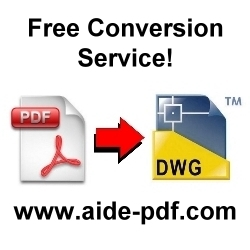 BackToCAD Technologies LLC Released New PDF to CAD Conversion Software for Architects