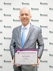 Peter Wainman Named Eco Entrepreneur at Entrepreneur NOW Awards 2015