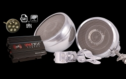 UNiQ Cycle Sounds Introduces the Touring Edition™ Motorcycle Speaker System