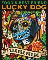 Lucky Dog Hot Sauce Wins Grand Prize at World's Most Competitive Fiery Foods Contest