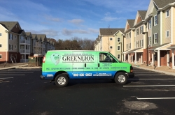 The Greenlion Roars at Wincoram