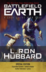 """""""Battlefield Earth"""" Dedication a Tribute to SF Golden Age Writers"""