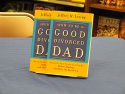 Jeffery Leving Signs Latest Book at Fathers and Families Coalition of America Annual Gala