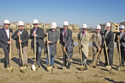J. Wales Construction & Lowen Hospitality Management Break Ground on First Hotel in Fairview, TX - Residence Inn Fairview