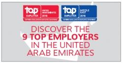 Top Employers United Arab Emirates 2016 Announced