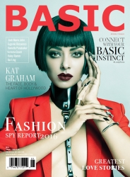 The Launch of BASIC Magazine, an Artful and Distinguished New Publication