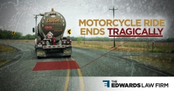 Jury Awards $25 Million to Motorcyclists Injured by Truck; Puts Most Blame on Trucking Company