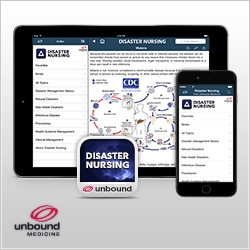 Disaster Preparedness App Published Via the Unbound™ Platform - uPub™ Authoring System Provides Streamlined Content Development and Peer Review