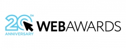 Best B2B Web Site to be Named by Web Marketing Association in 20th Annual WebAward Competition