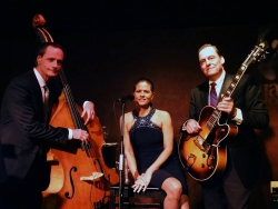 Satin Doll Trio Honors the Women of Supper Club Jazz and Cool Jazz at the Jazz Corner in Hilton Head on March 25th and 26th