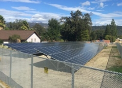 SolarCraft Completes Solar Power System for Cloverdale Unified School District - Sonoma County School Reduces Utility Bill and Saves Money