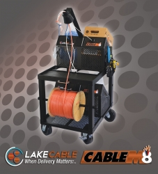 Lake Cable Evolves the CableM8 Cable Distribution System