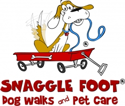 Snaggle Foot Round Lake Adds Monthly Dog Walking Packages