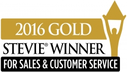Donlen Wins Gold and Silver Stevie® Awards in 2016 Stevie Awards for Sales & Customer Service
