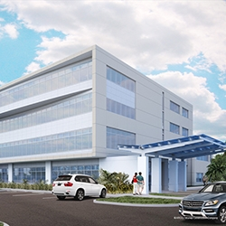 ARCO/Murray Construction Makes Progress on Tampa General Hospital Brandon Medical Center