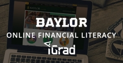 Baylor University Partners with iGrad to Implement Online Financial Literacy Education Initiative