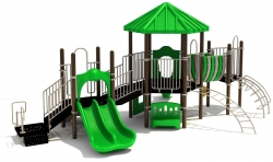Noah's Park & Playgrounds Designs Chosen for Two New Playgrounds at Lockhart ISD's Newest School: Alma Brewer Strawn Elementary School