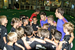 YouTube Sensations Skilltwins Jozef and Jakob Return to USA for Youth Soccer Camp