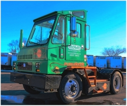 Moran Transportation Corporation Invests in Electric Spotter - Reduces Carbon Foot Print