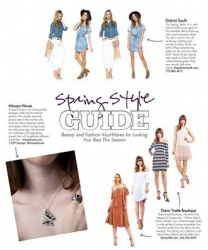 DanaYvette.com Appears in Spring 2016 Issue of Jezebel Magazine as a Featured Boutique in the Spring Style Guide