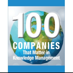 "Clarizen Named to KMWorld List of ""100 Companies That Matter in Knowledge Management"" for Third Consecutive Year"