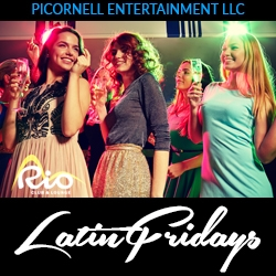 Rio Club and Lounge Launches All New and Exciting Latin Friday Nights