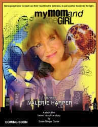 Go Girl Media Announces Production of My Mom and The Girl Starring Valerie Harper in a Joyous Look at Alzheimer's