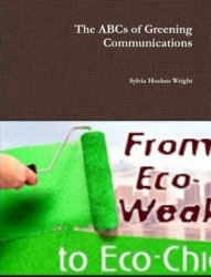 """Wright Scoop Launches Book, """"The ABCs of Greening Communications"""""""