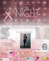 One Night Only - A Night of Fashion