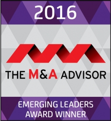 Madison Street Capital's Chief Operating Officer, Anthony Marsala, Announced as 7th Annual Emerging Leaders Award Recipient