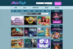New Online Casinos: Slots Cafe Goes Live with 50 Free Spins