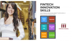 Looking for FinTech Training? The First FinTech School is Here