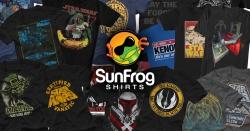 SunFrog Announces Licensing of Major Brands Including Star Wars, Marvel and Disney
