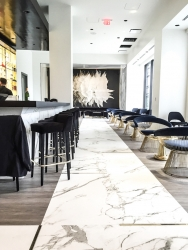 Houston's Own Contour Interior Design Behind Anticipated 51fifteen Restaurant Design Concept