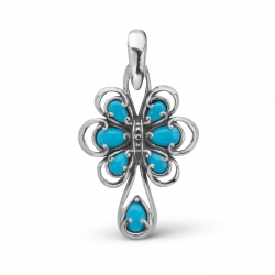 Spring Collections by Carolyn Pollack Jewelry: Sleeping Beauty Turquoise