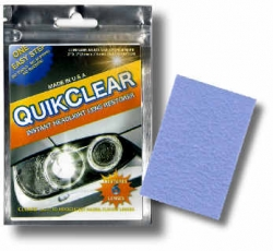 QuikClear Enters the Auto Accessory Market with Their First Instant Headlight Restoration Product