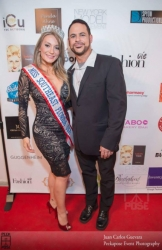 Miss Southeast Florida Attends Event in Support of Housing Works Inc.