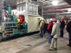 Langson Energy's Steam Machine Uses Waste Saturated Steam Pressure to Make Green Power