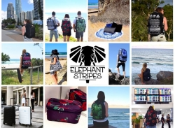 Elephant Stripes Launch Revolutionary Travel Packs on Kickstarter Causing Much Needed Shake Up to Travel Industry