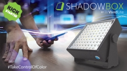 Vividlite Wireless LED Company Announces Debut of ShadowBox
