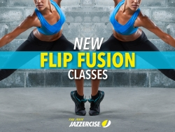Jazzercise Presents a New Muscle-Pumping Dance Fitness Workout