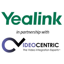 Global UC&C Provider, Yealink, and UK Video Conferencing Integrator, VideoCentric, Announce Partnership to Benefit Small Businesses in the UK