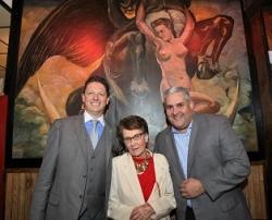 Five O'Clock Steakhouse Hosts V.I.P. Event Celebrating the Restaurant's 70th Anniversary
